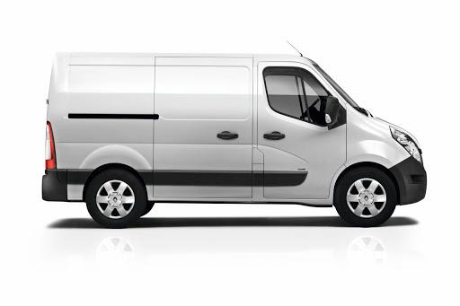 Pakettiauton vuokraus Kokkola_ NORMI-paku kokoluokka1