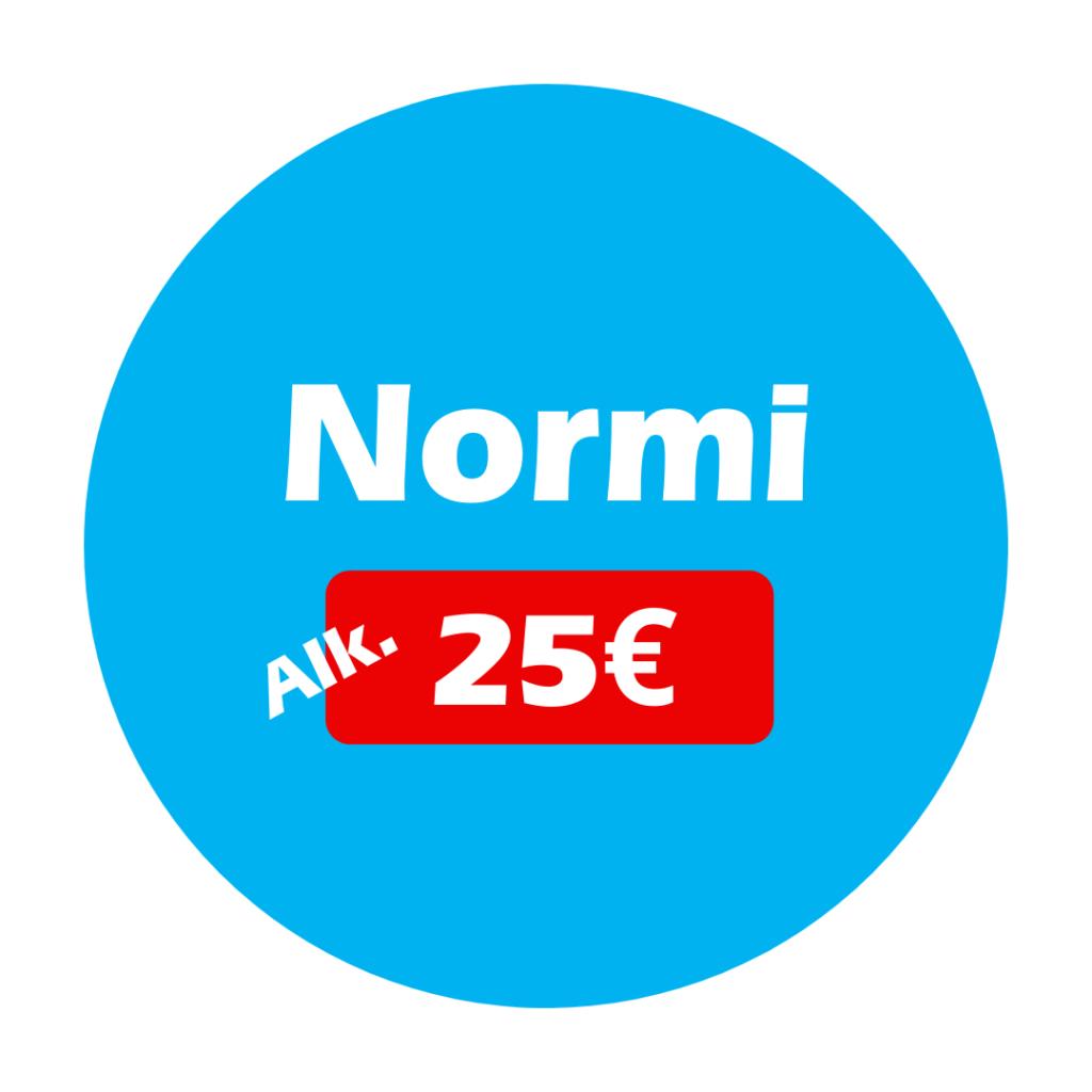 Vuokraa pakettiauto Kokkola_Normi paku