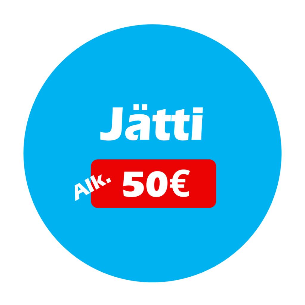 Vuokraa pakettiauto Kokkola_ Jatti paku